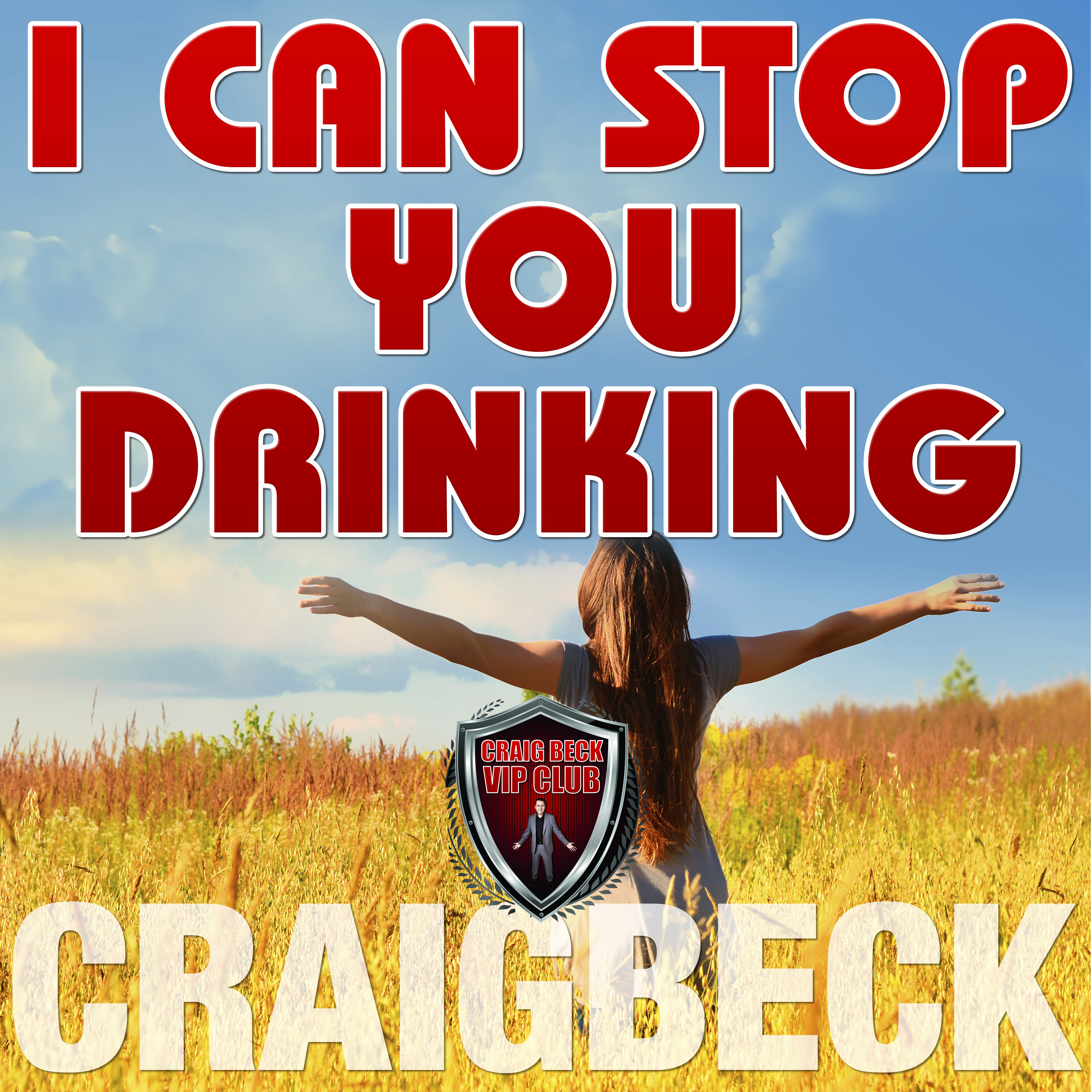 Printable I Can Stop You Drinking: The Happy Sober Solution Audiobook Cover Art