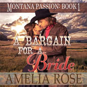 A Bargain For A Bride Audiobook, by Amelia Rose