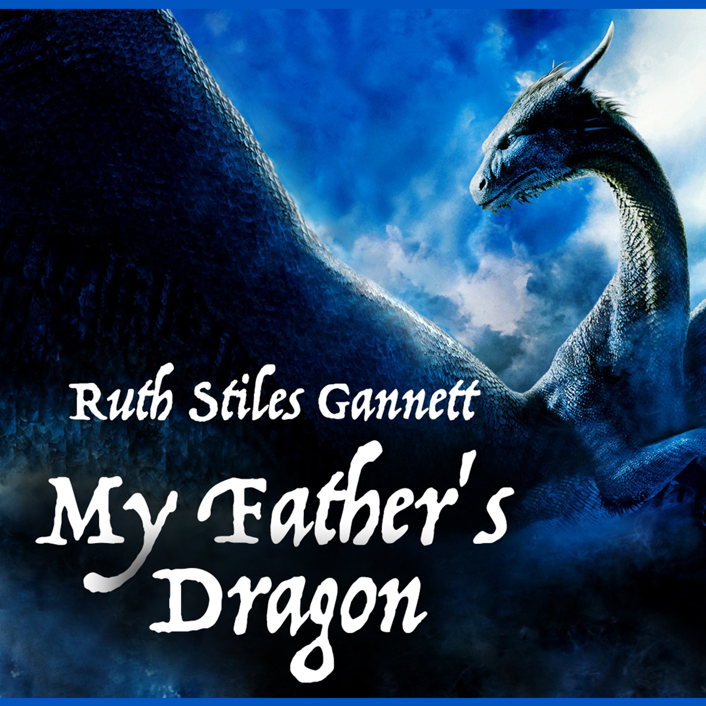 Printable My Father's Dragon Audiobook Cover Art