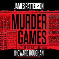 Murder Games Audiobook, by Howard Roughan, James Patterson