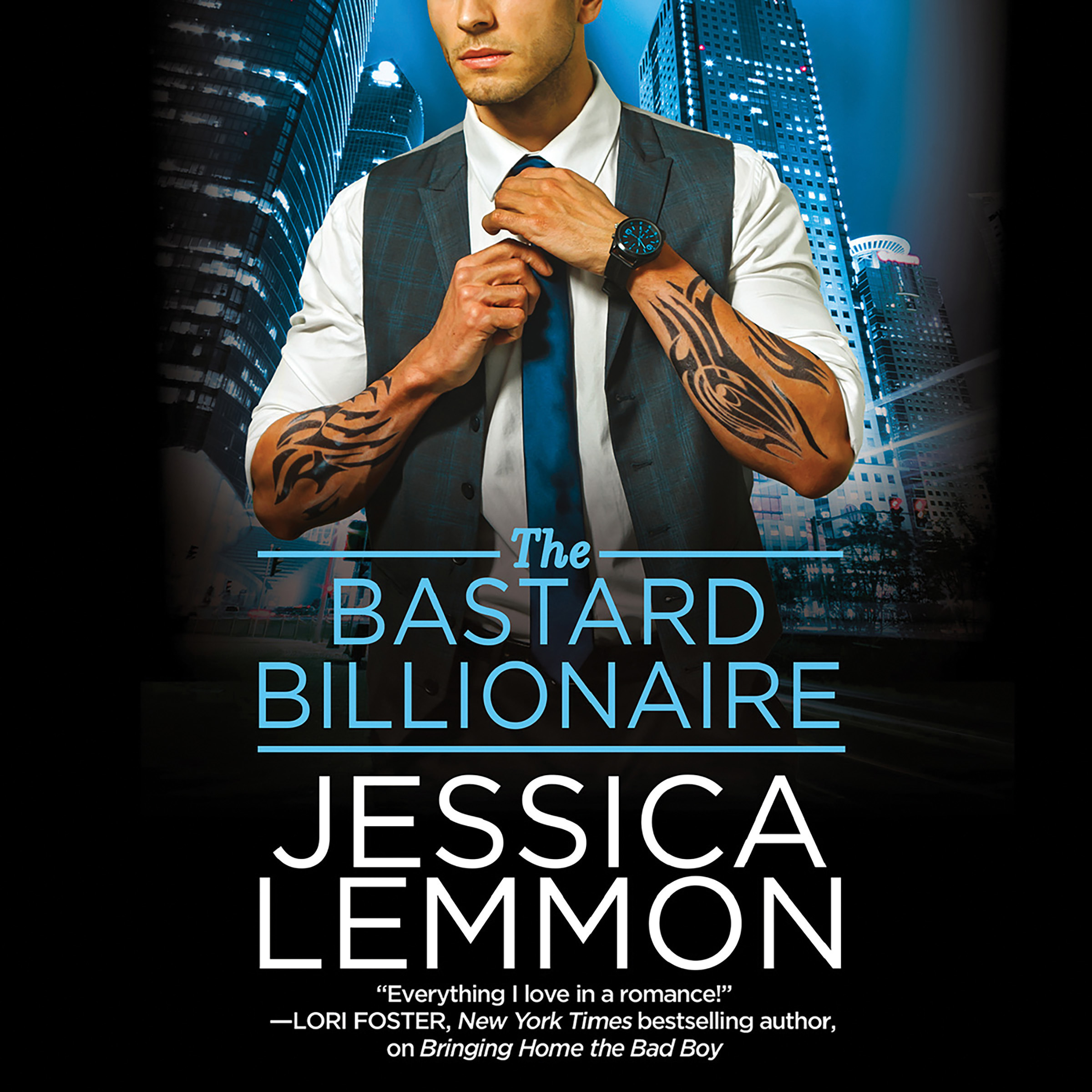 Printable The Bastard Billionaire Audiobook Cover Art