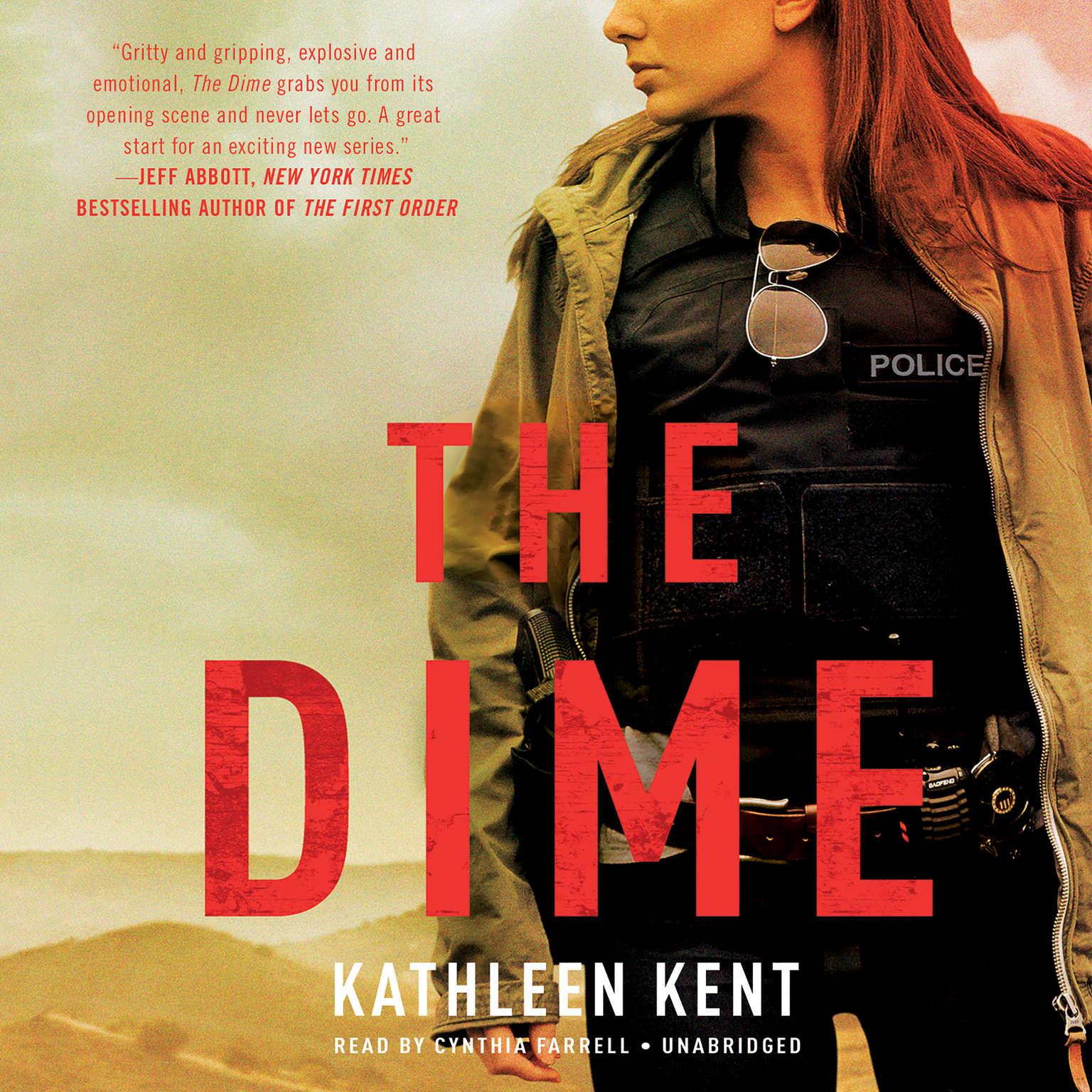 Printable The Dime Audiobook Cover Art