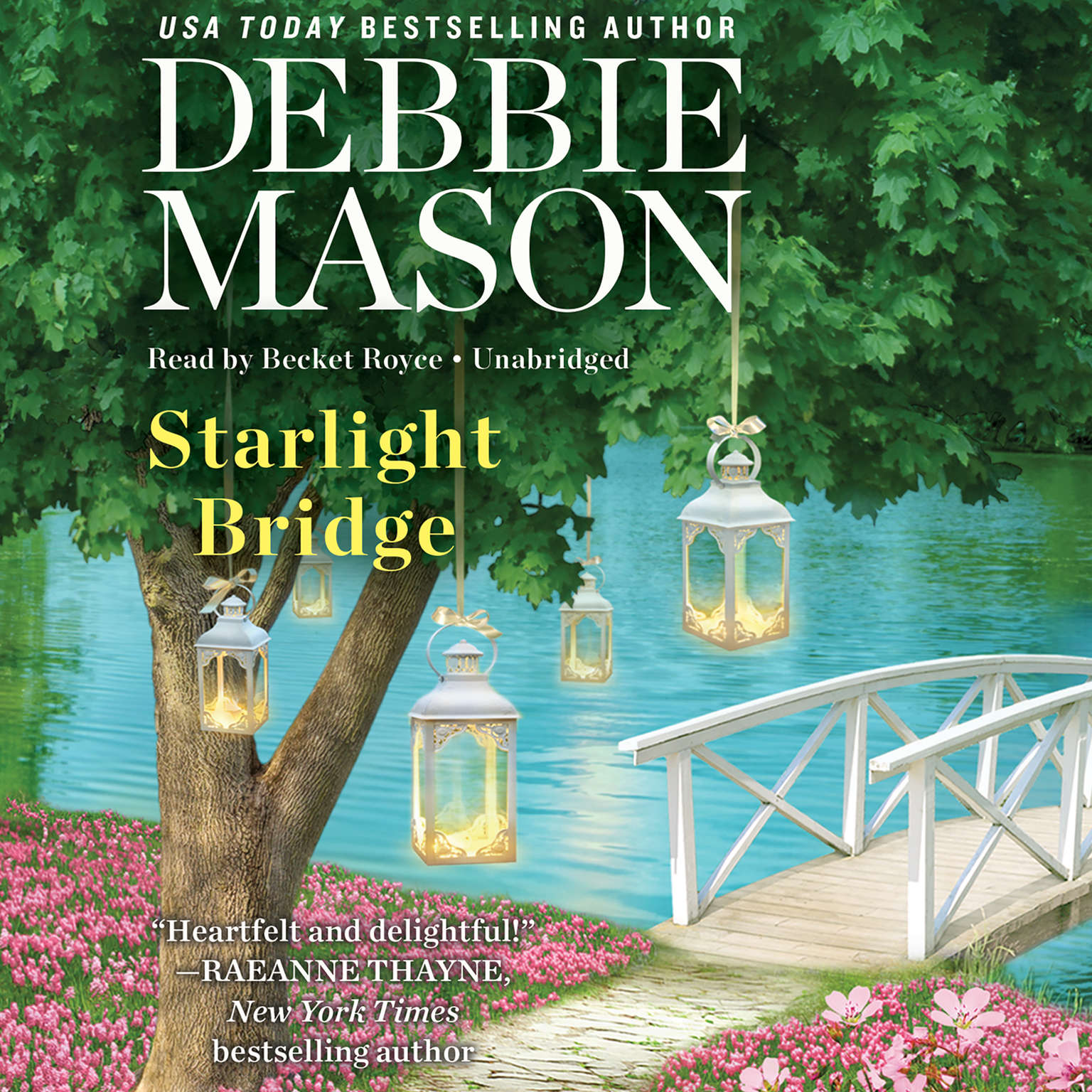 Printable Starlight Bridge Audiobook Cover Art