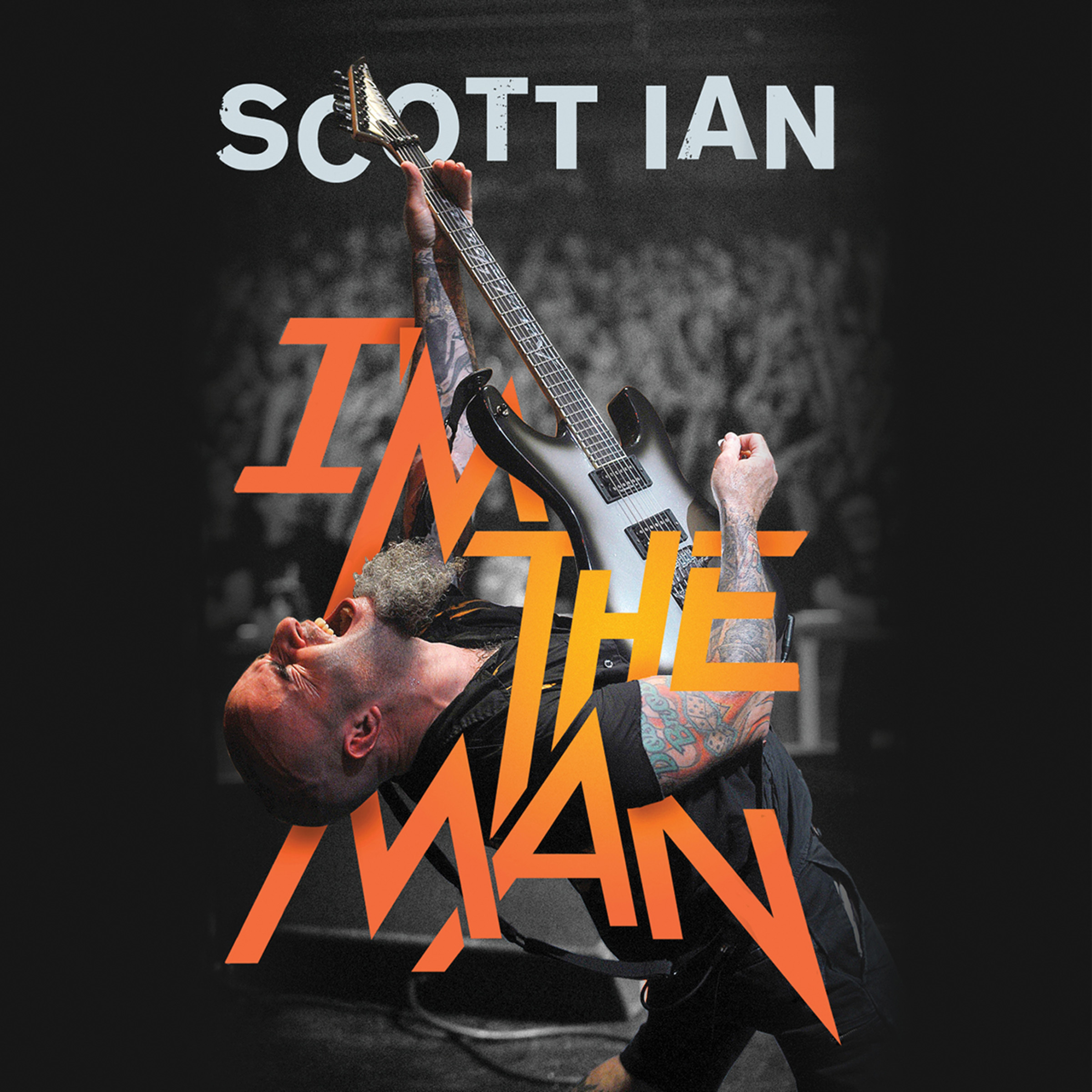 Printable I'm the Man: The Story of That Guy from Anthrax Audiobook Cover Art