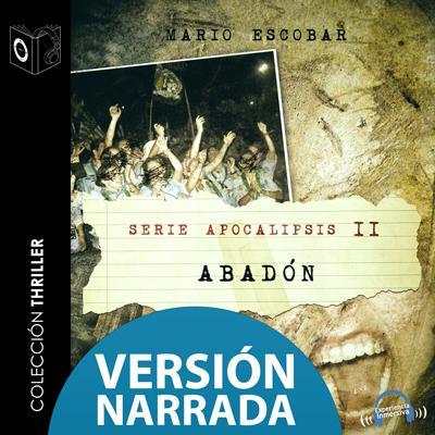 Abadón Audiobook, by Mario Escobar