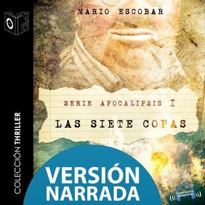 Las siete copas Audiobook, by Mario Escobar