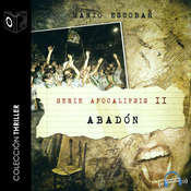 Abadón Audiobook, by Mario Escobar