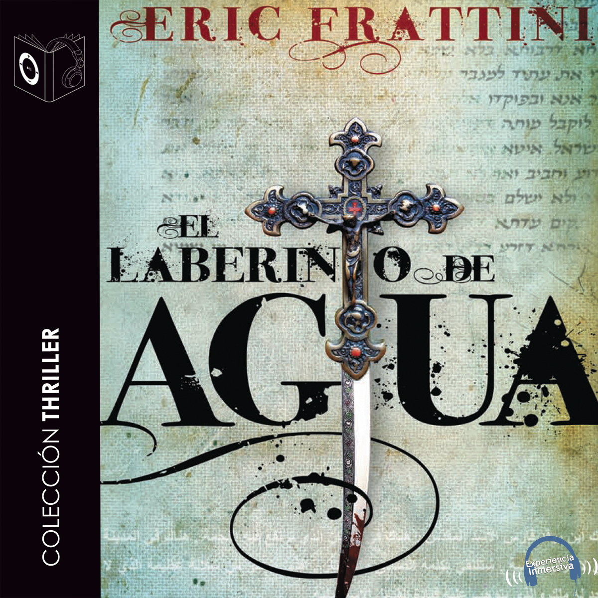 Printable El laberinto de agua Audiobook Cover Art