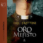 El oro de Mefisto Audiobook, by Eric Frattini