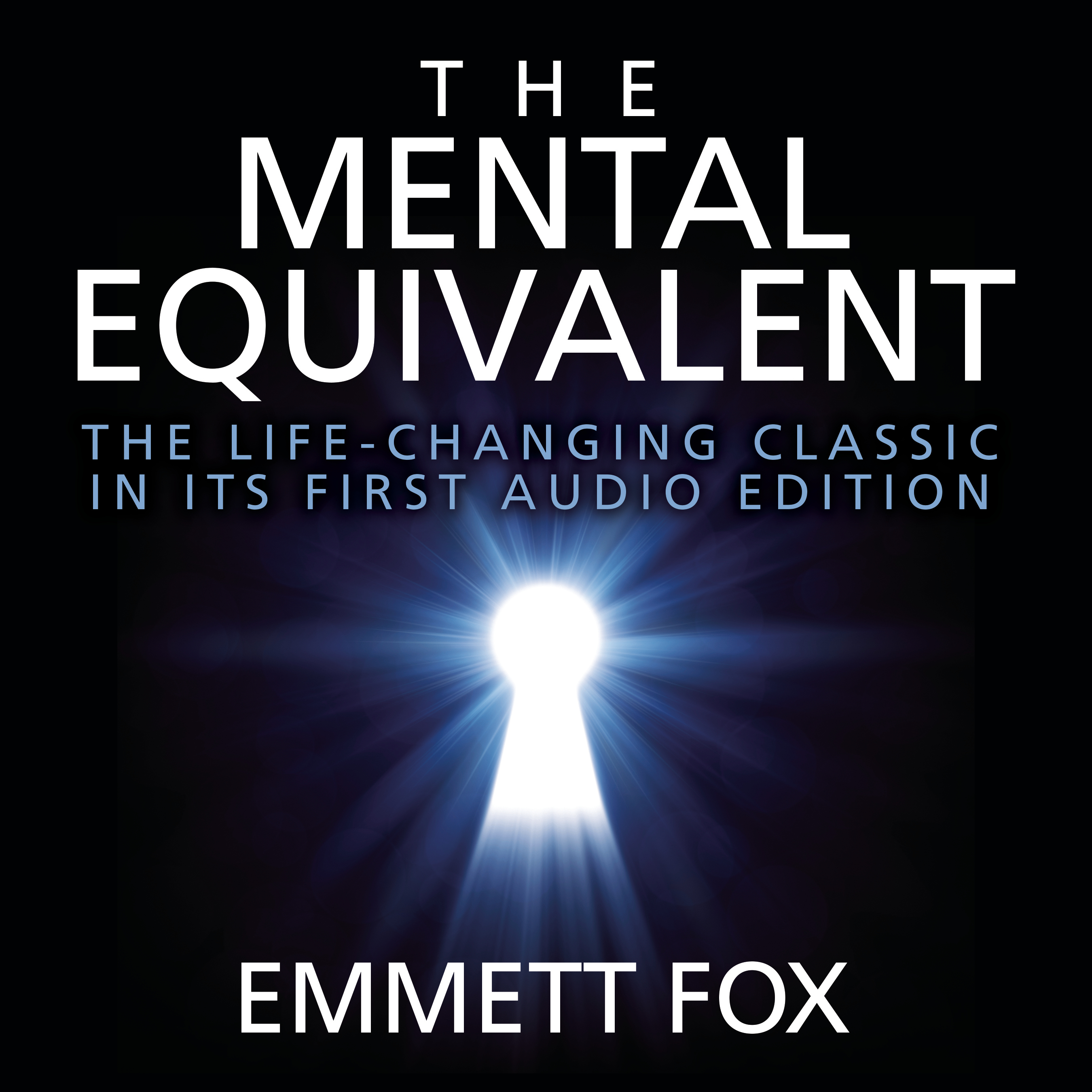 Printable The Mental Equivalent Audiobook Cover Art