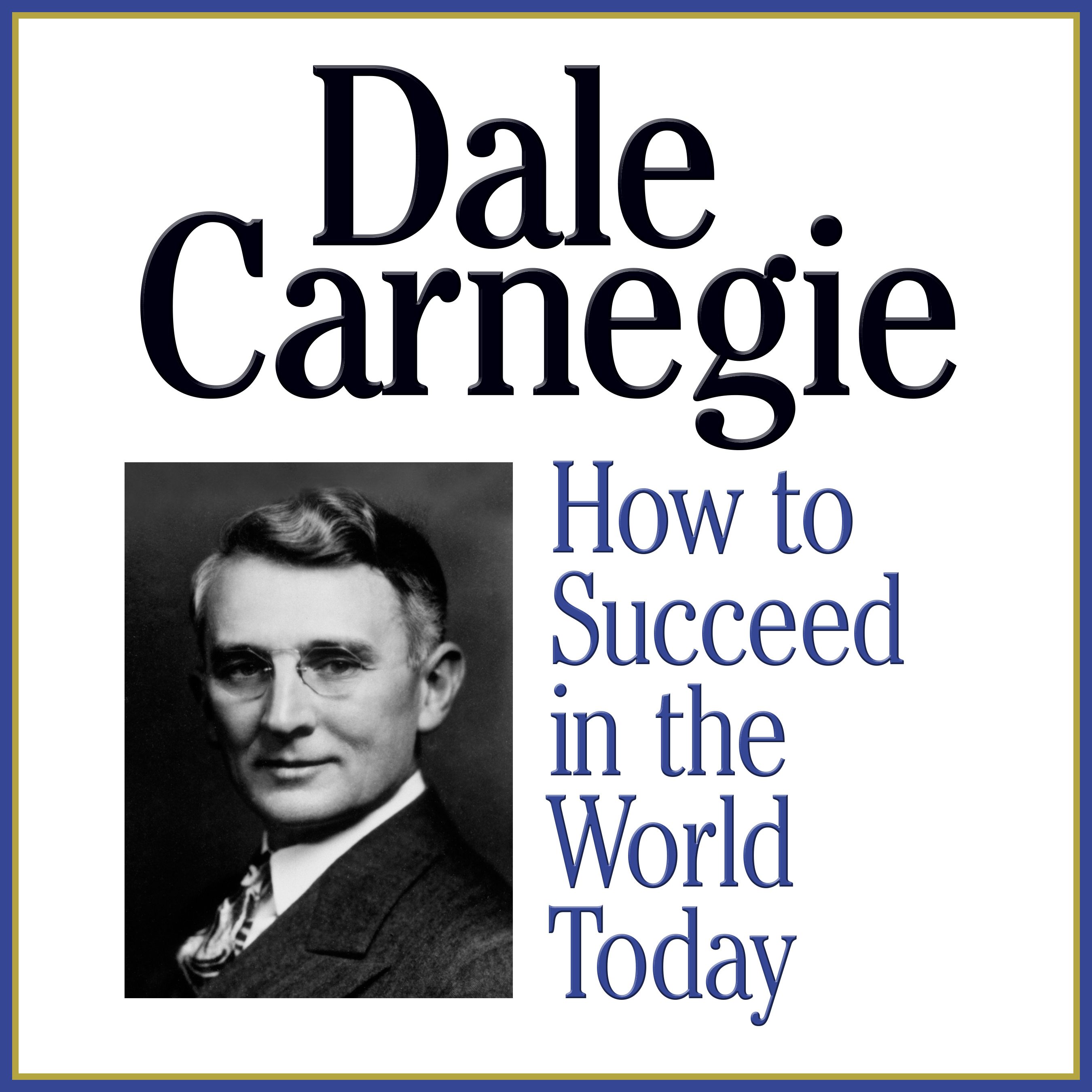 Printable How to Succeed in the World Today Audiobook Cover Art