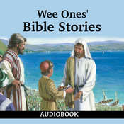 Wee Ones' Bible Stories Audiobook, by Anonymous