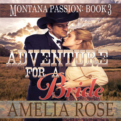 Adventure For A Bride Audiobook, by Amelia Rose