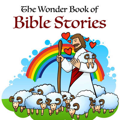 The Wonder Book of Bible Stories Audiobook, by Logan Marshall