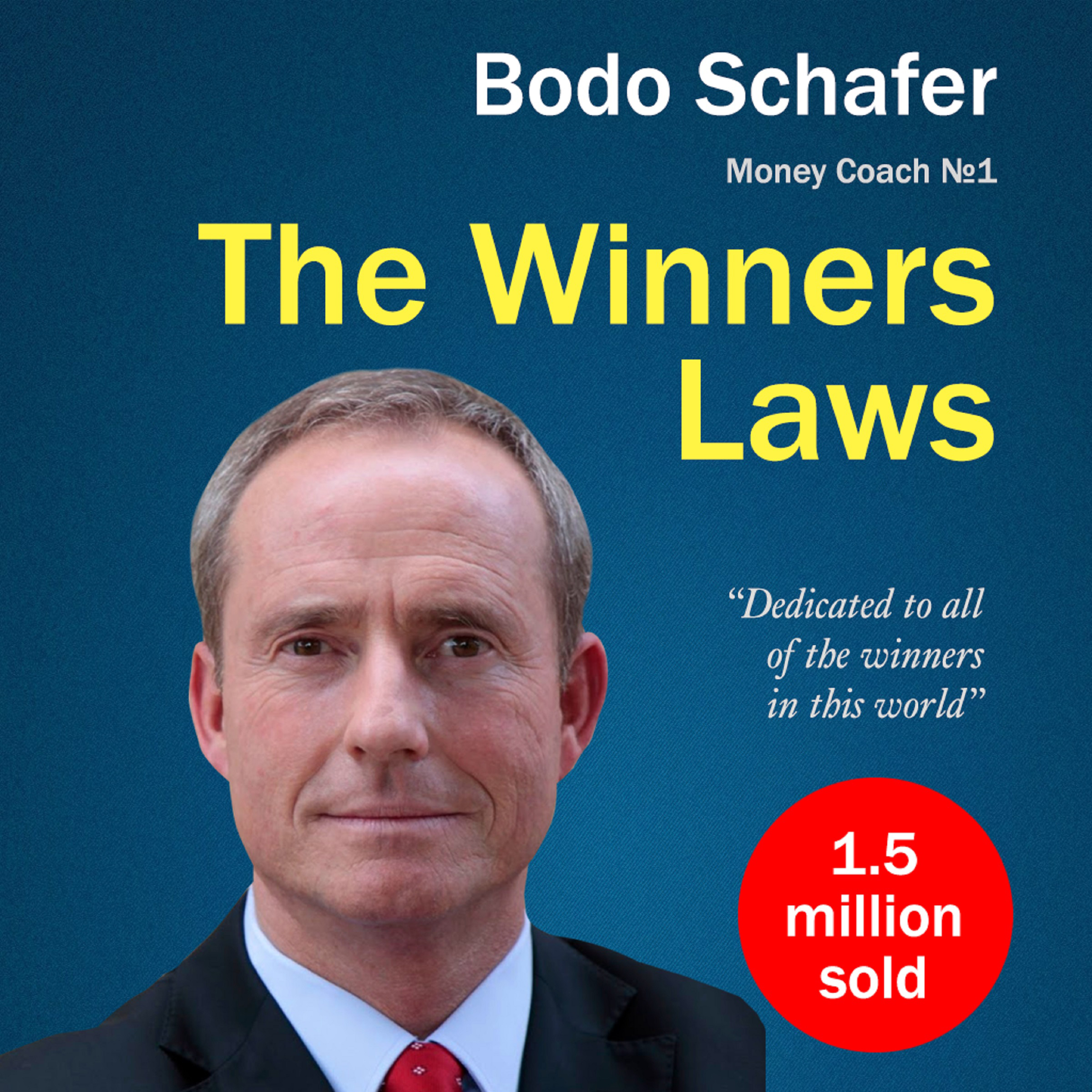 Printable The Winners Laws: 30 Absolutely Unbreakable Habits of Success; Everyday Step-by-Step Guide to Rich and Happy Life Audiobook Cover Art