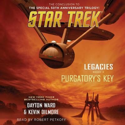 Legacies: Book #3: Purgatorys Key Audiobook, by Kevin Dilmore