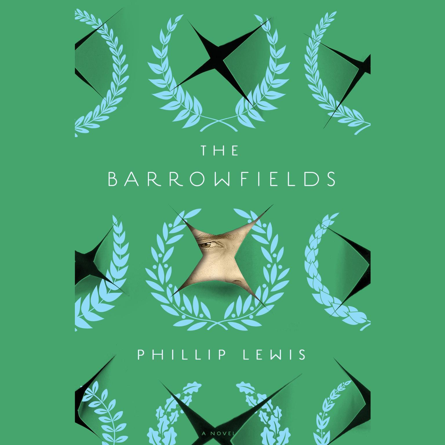 Printable The Barrowfields: A Novel Audiobook Cover Art