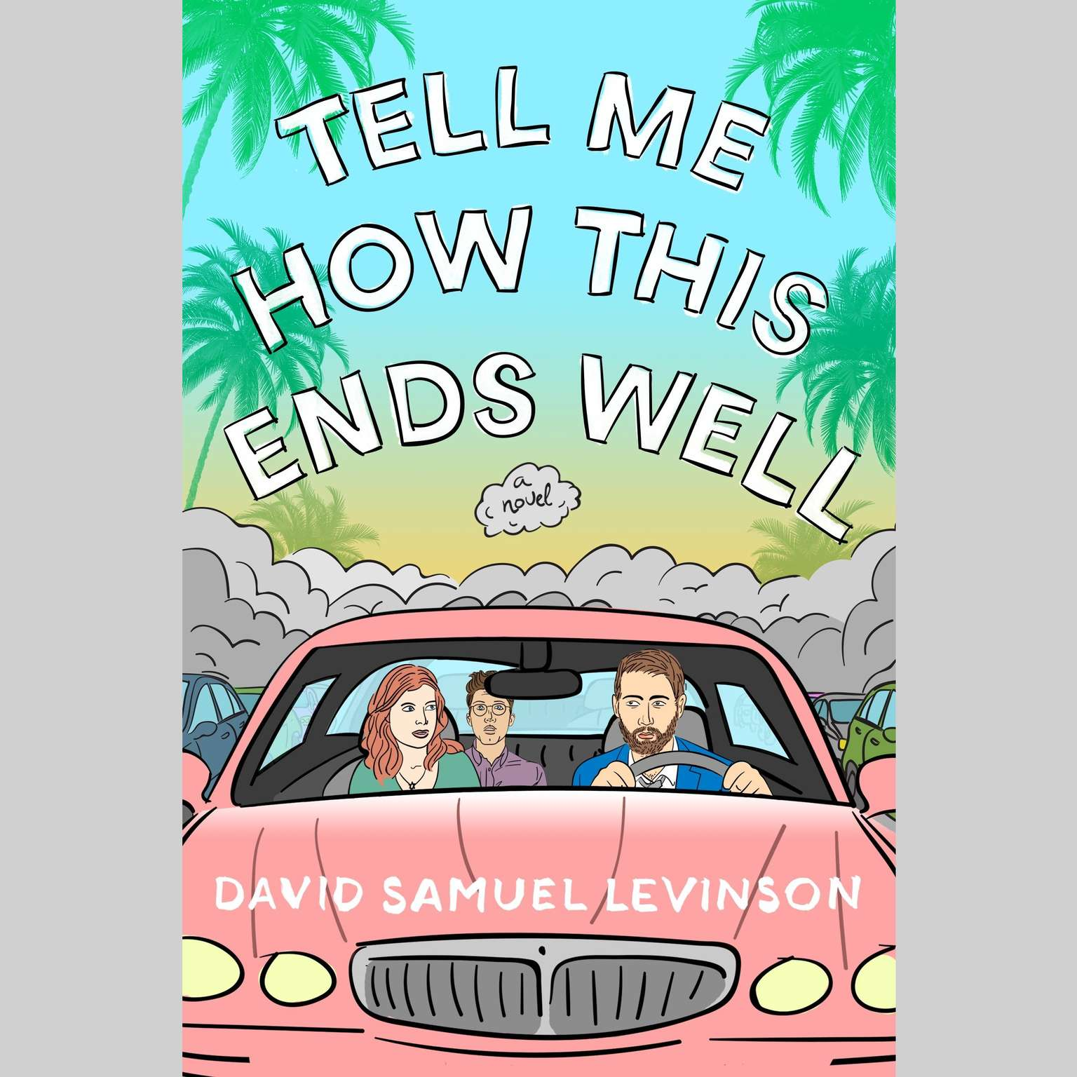 Printable Tell Me How This Ends Well: A Novel Audiobook Cover Art
