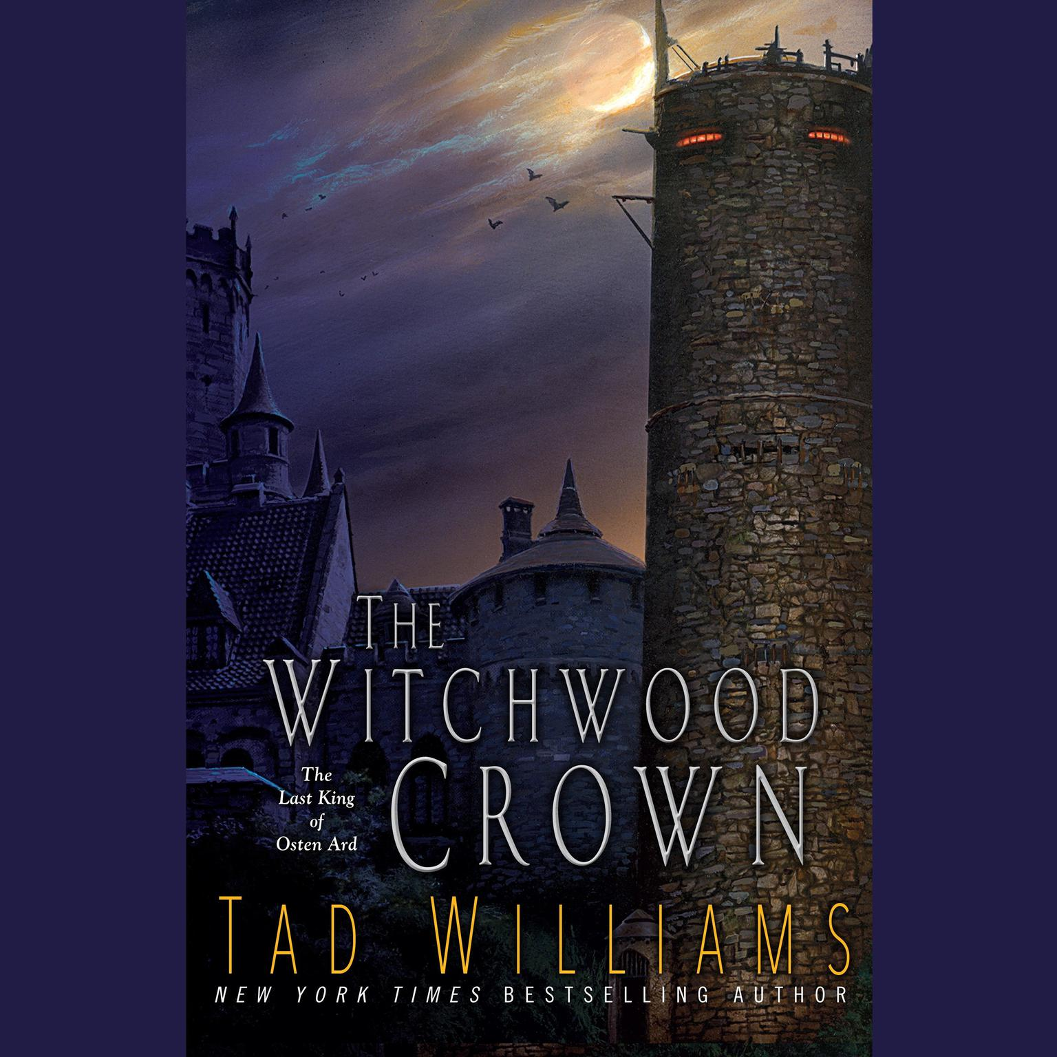 Printable The Witchwood Crown: Book One of The Last King of Osten Ard Audiobook Cover Art