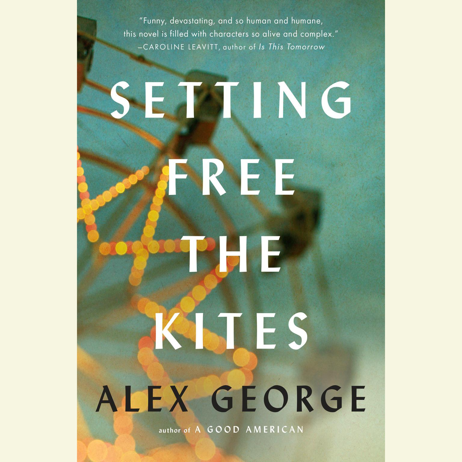 Printable Setting Free the Kites Audiobook Cover Art