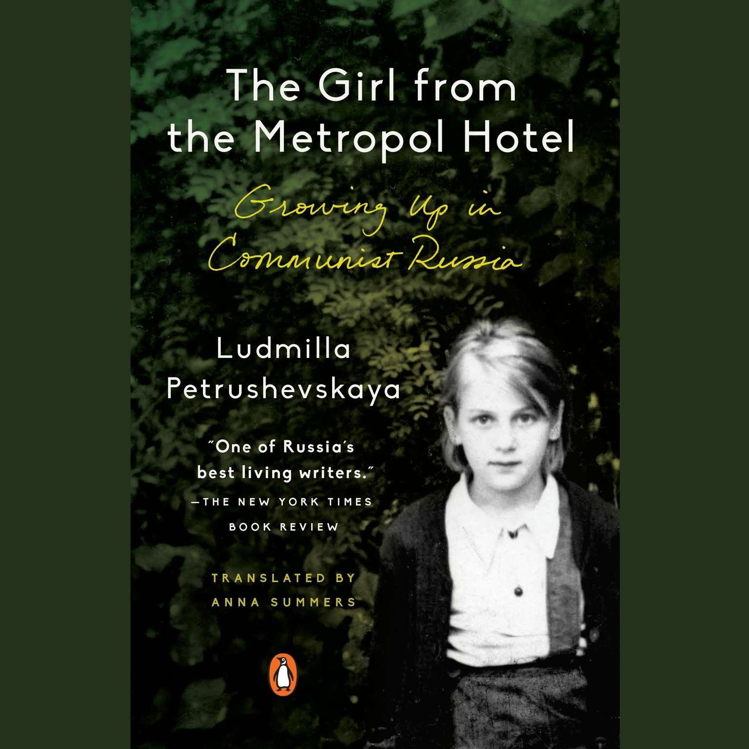 Printable The Girl from the Metropol Hotel: Growing Up in Communist Russia Audiobook Cover Art