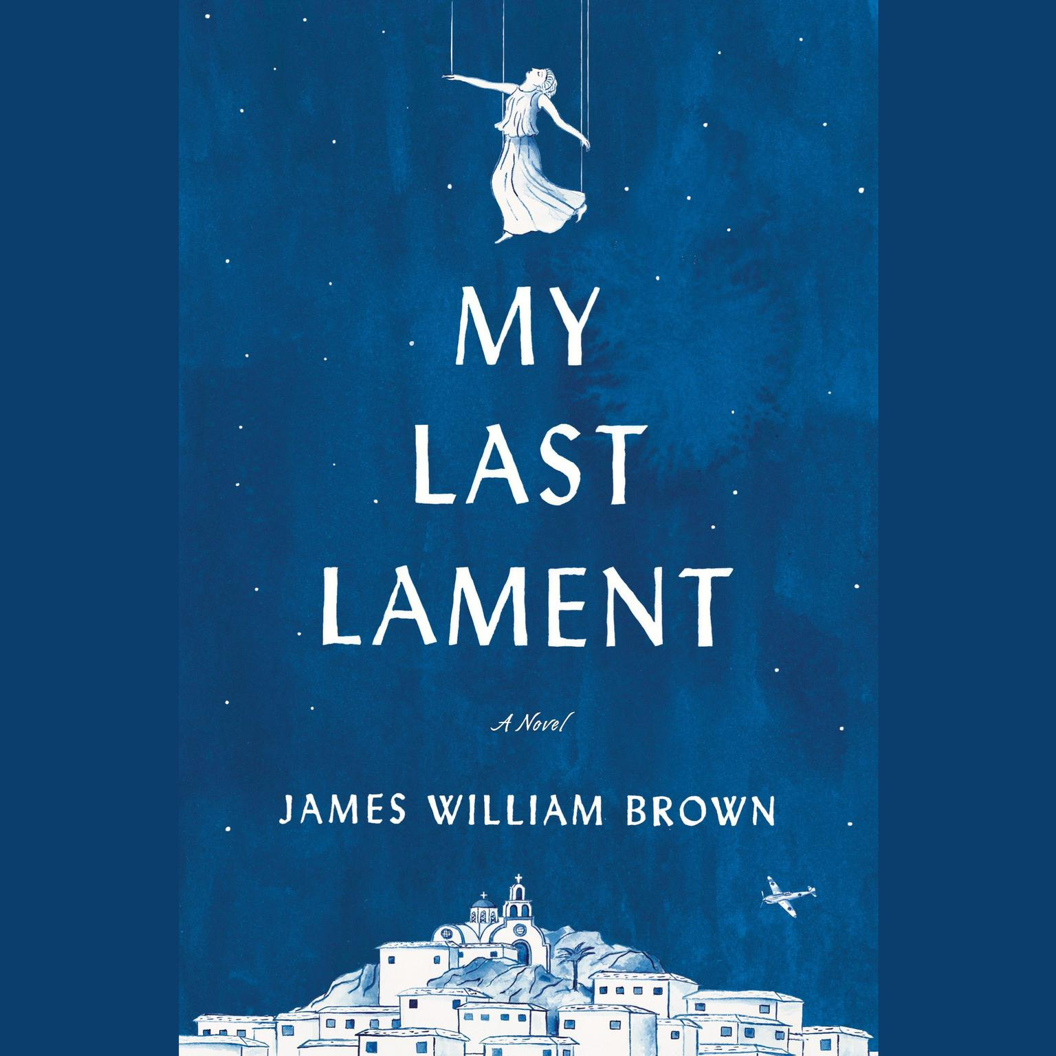 Printable My Last Lament Audiobook Cover Art