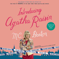 Introducing Agatha Raisin: The Quiche of Death and The Vicious Vet Audiobook, by M. C. Beaton