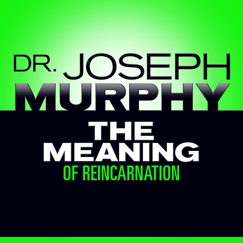 Printable The Meaning of Reincarnation Audiobook Cover Art