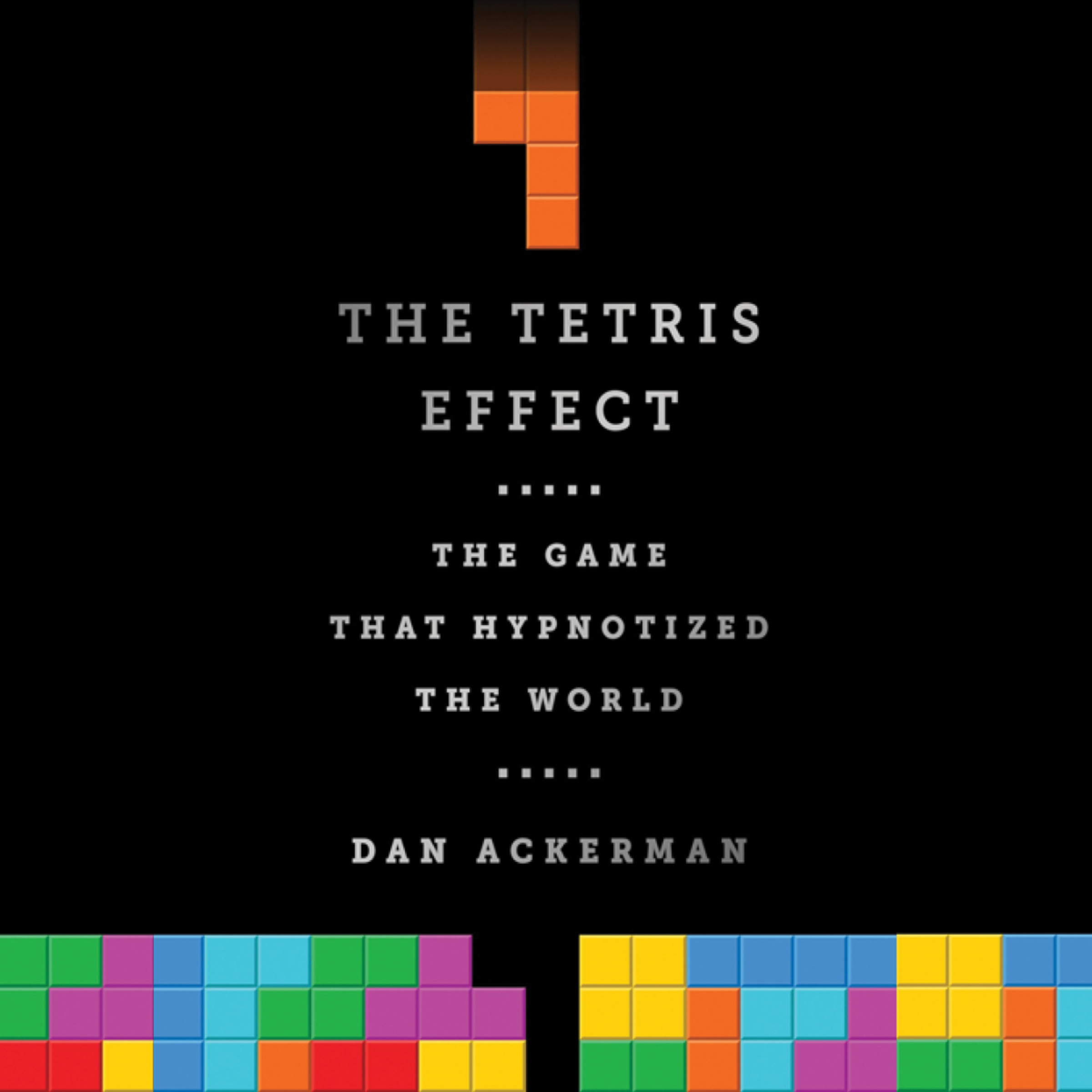 Printable The Tetris Effect: The Game that Hypnotized the World Audiobook Cover Art