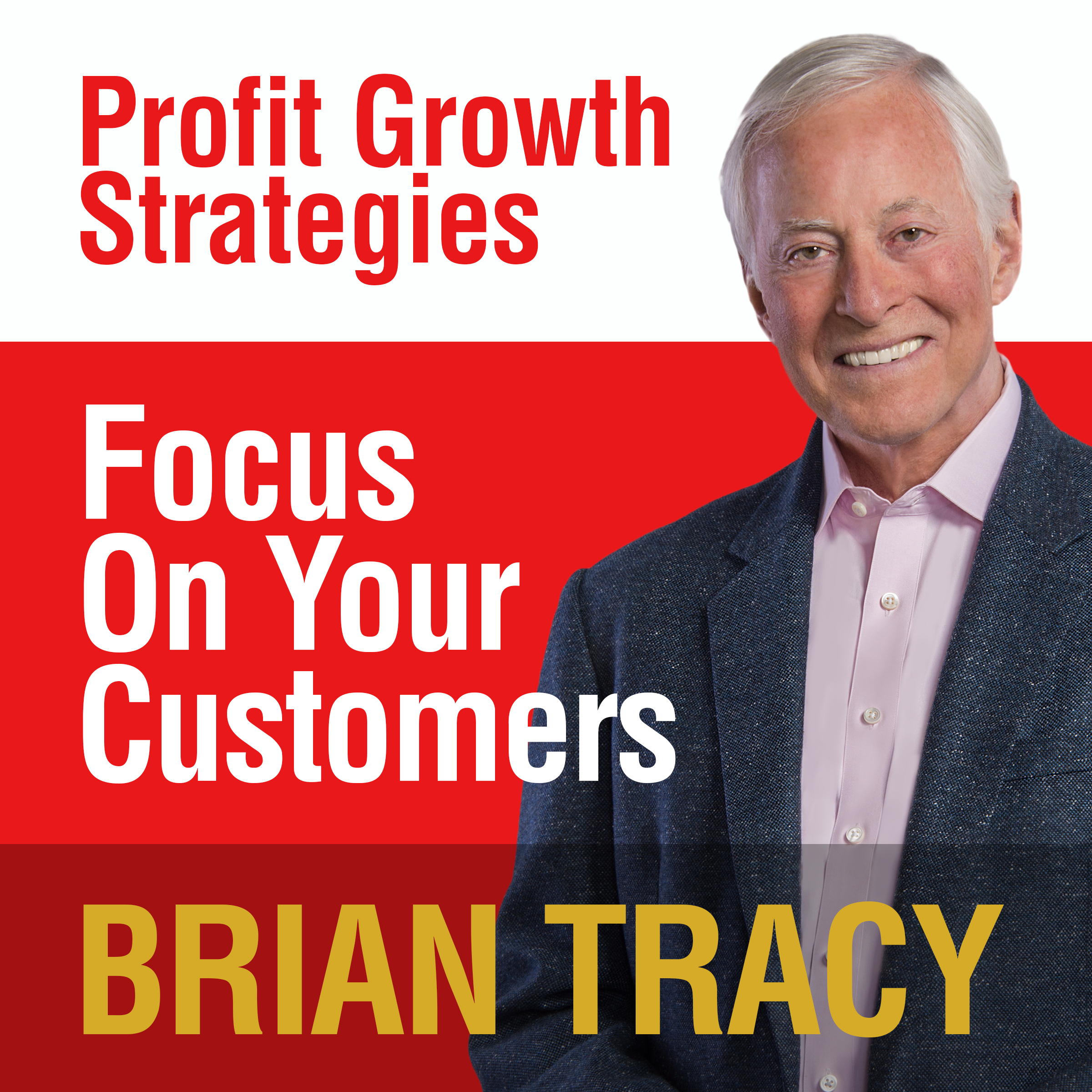 Printable Focus on Your Customer: Profit Growth Strategies Audiobook Cover Art