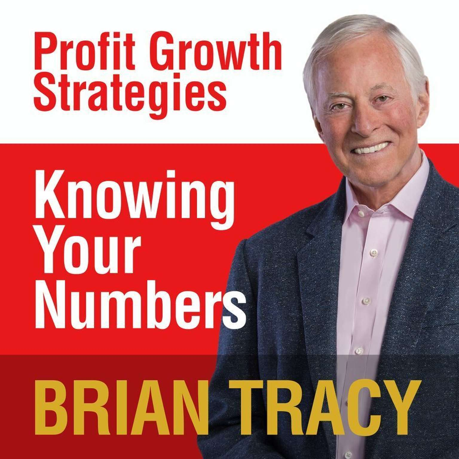 Printable Knowing Your Numbers: Profit Growth Strategies Audiobook Cover Art