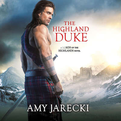 The Highland Duke Audiobook, by Amy Jarecki