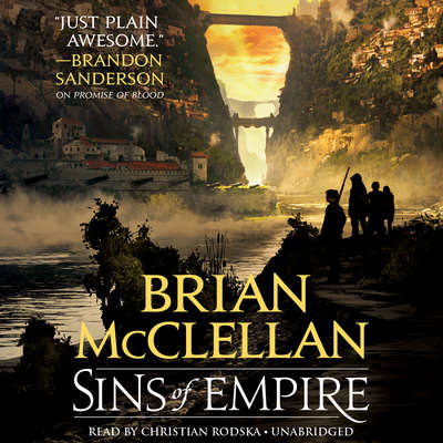 Sins of Empire Audiobook, by Brian McClellan
