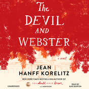 The Devil and Webster, by Jean Hanff Korelitz