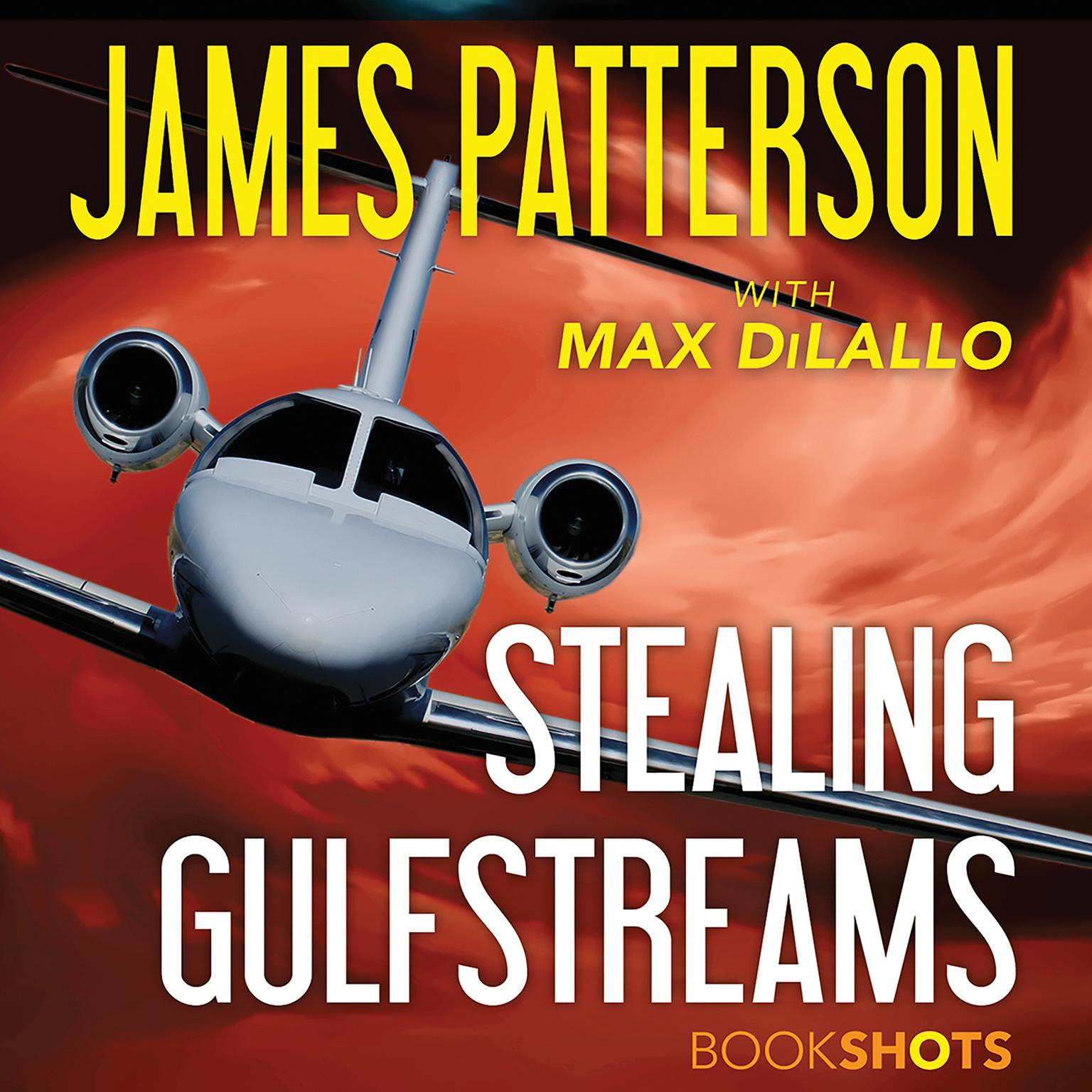 Printable Stealing Gulfstreams Audiobook Cover Art