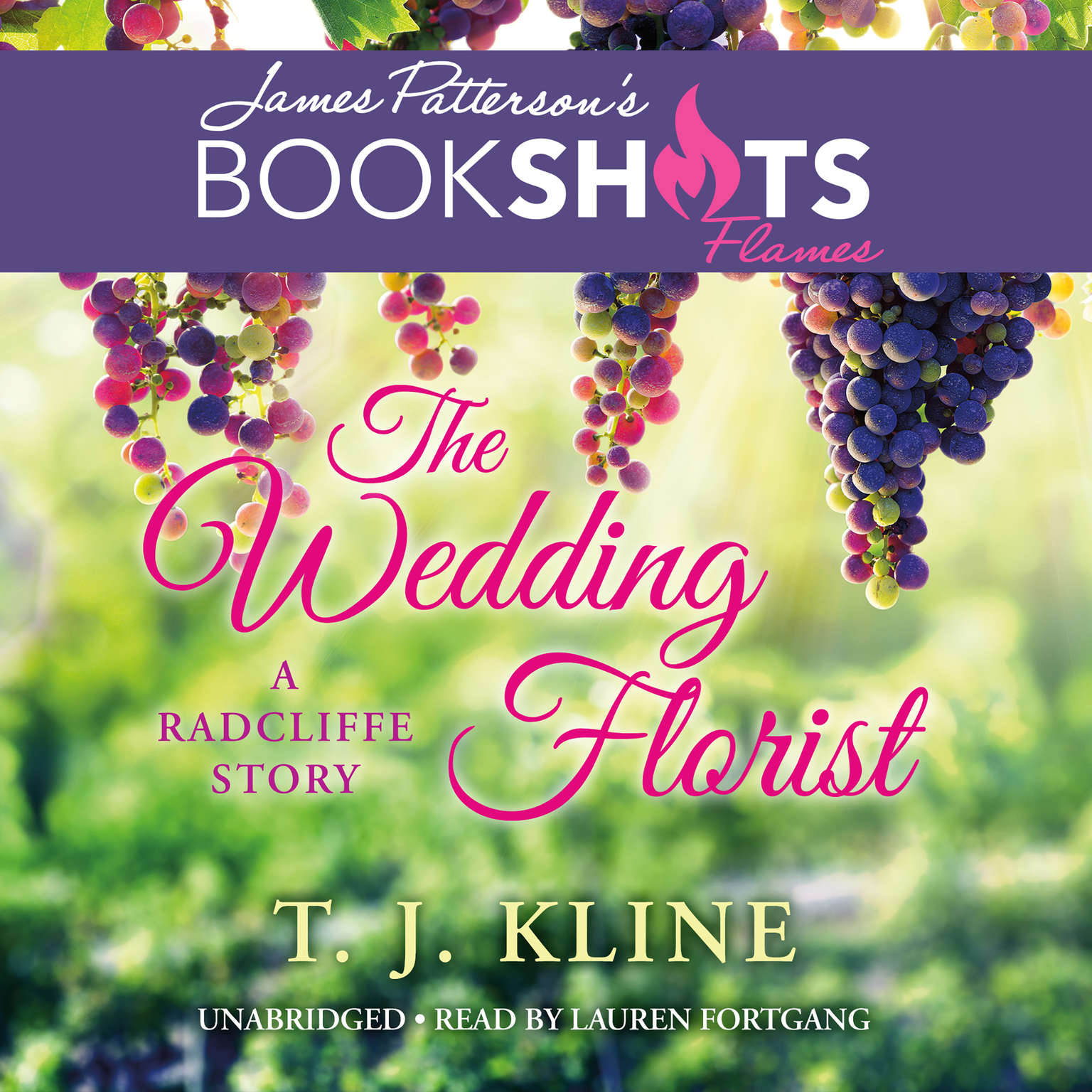 Printable The Wedding Florist: A Radcliffe Story Audiobook Cover Art