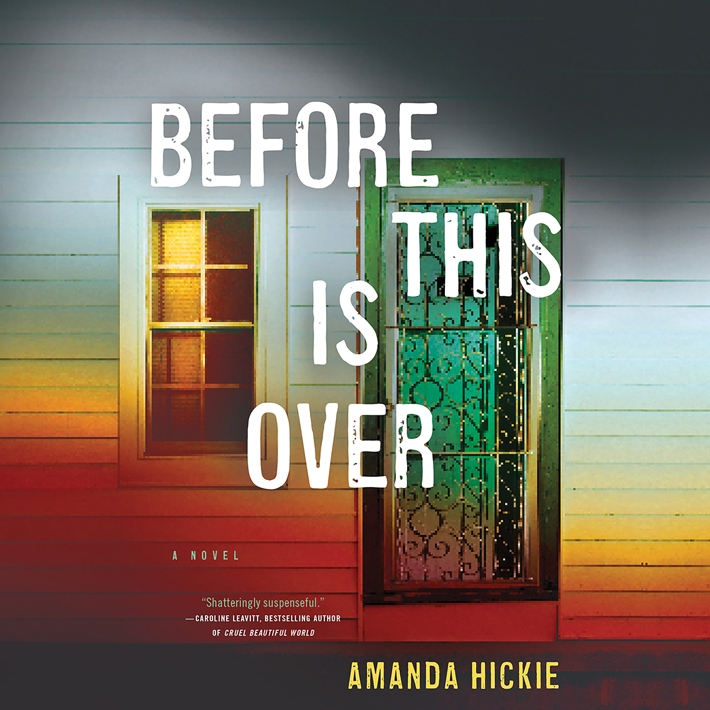 Printable Before This Is Over Audiobook Cover Art