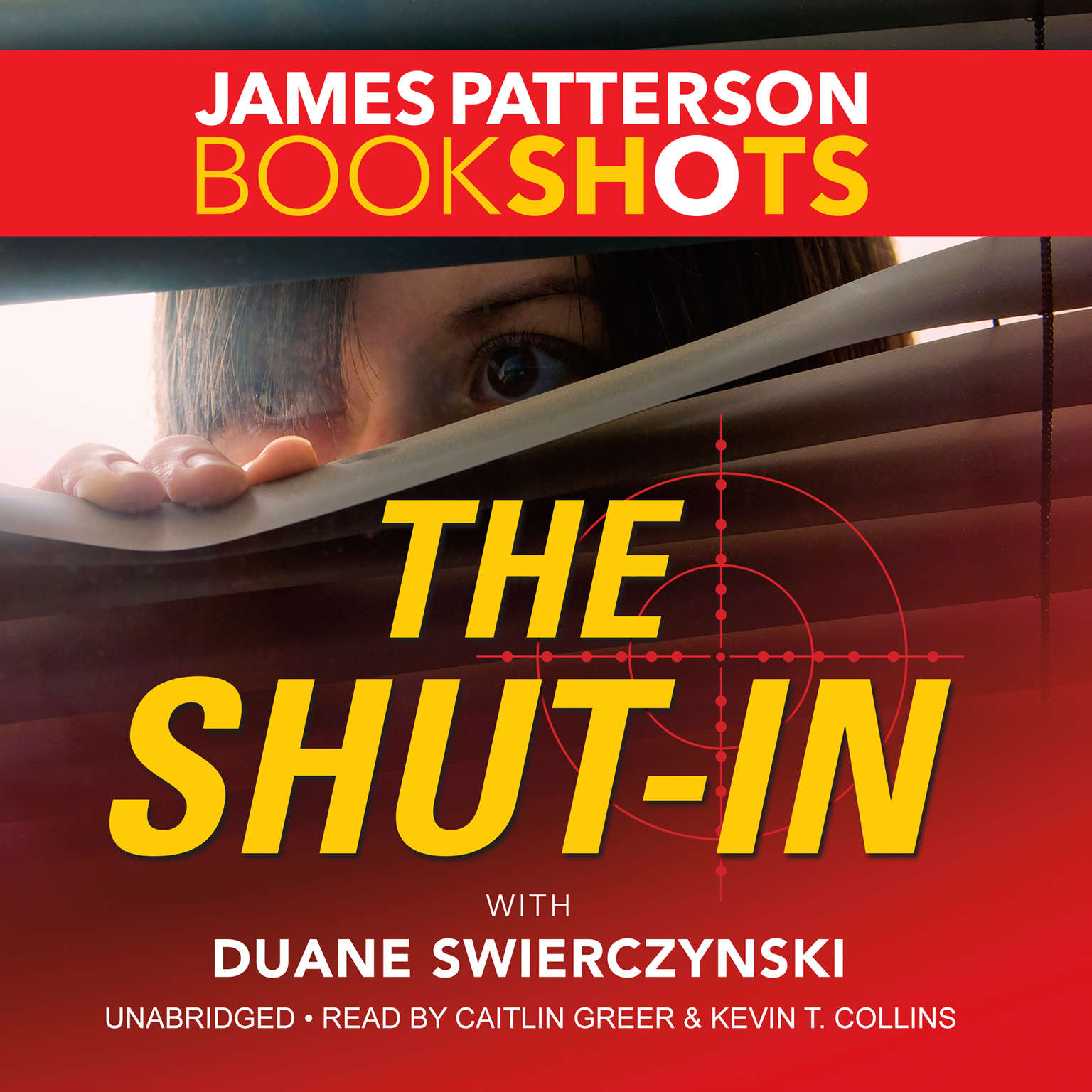Printable The Shut-In Audiobook Cover Art