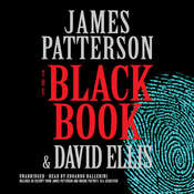 The Black Book Audiobook, by David Ellis, James Patterson