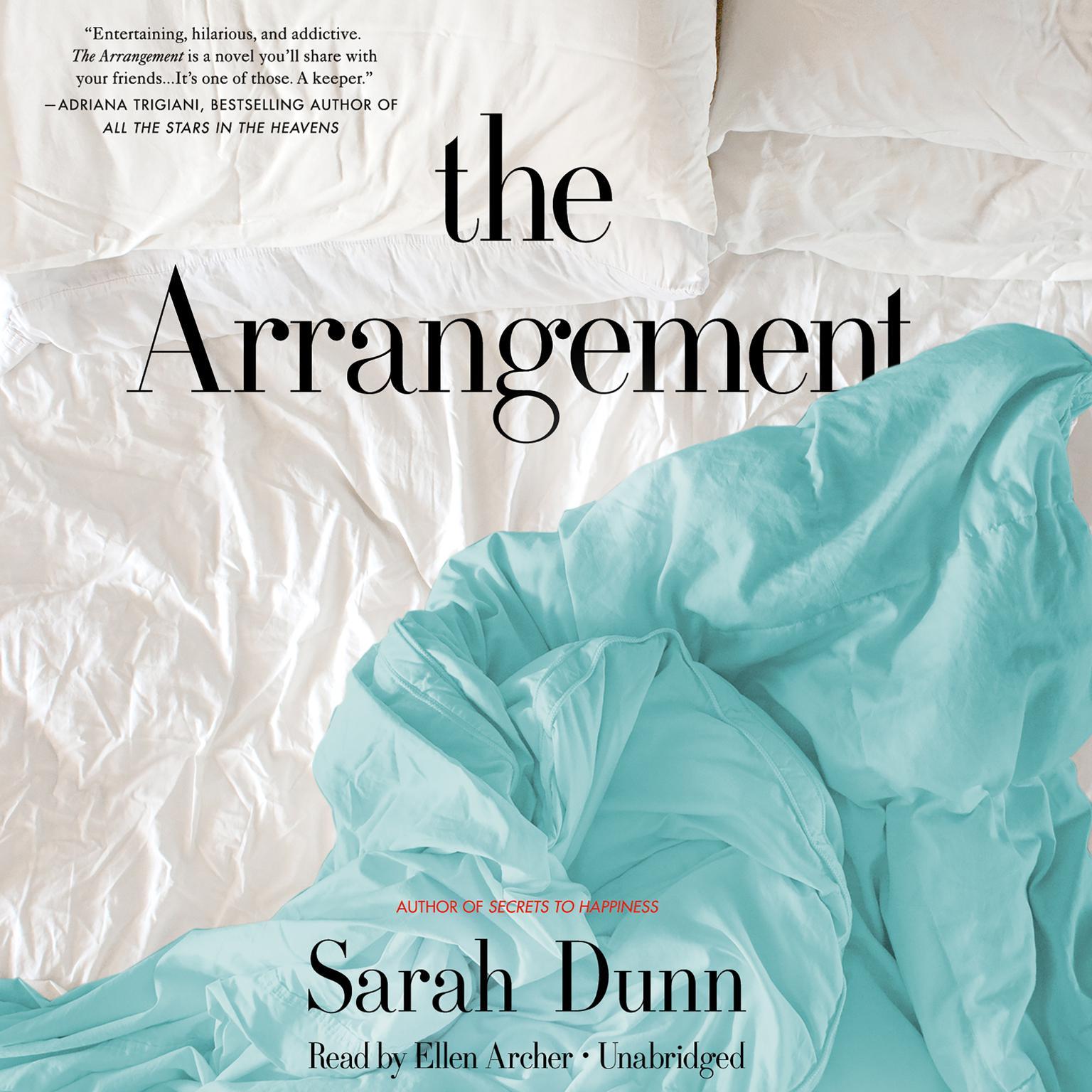 Printable The Arrangement Audiobook Cover Art