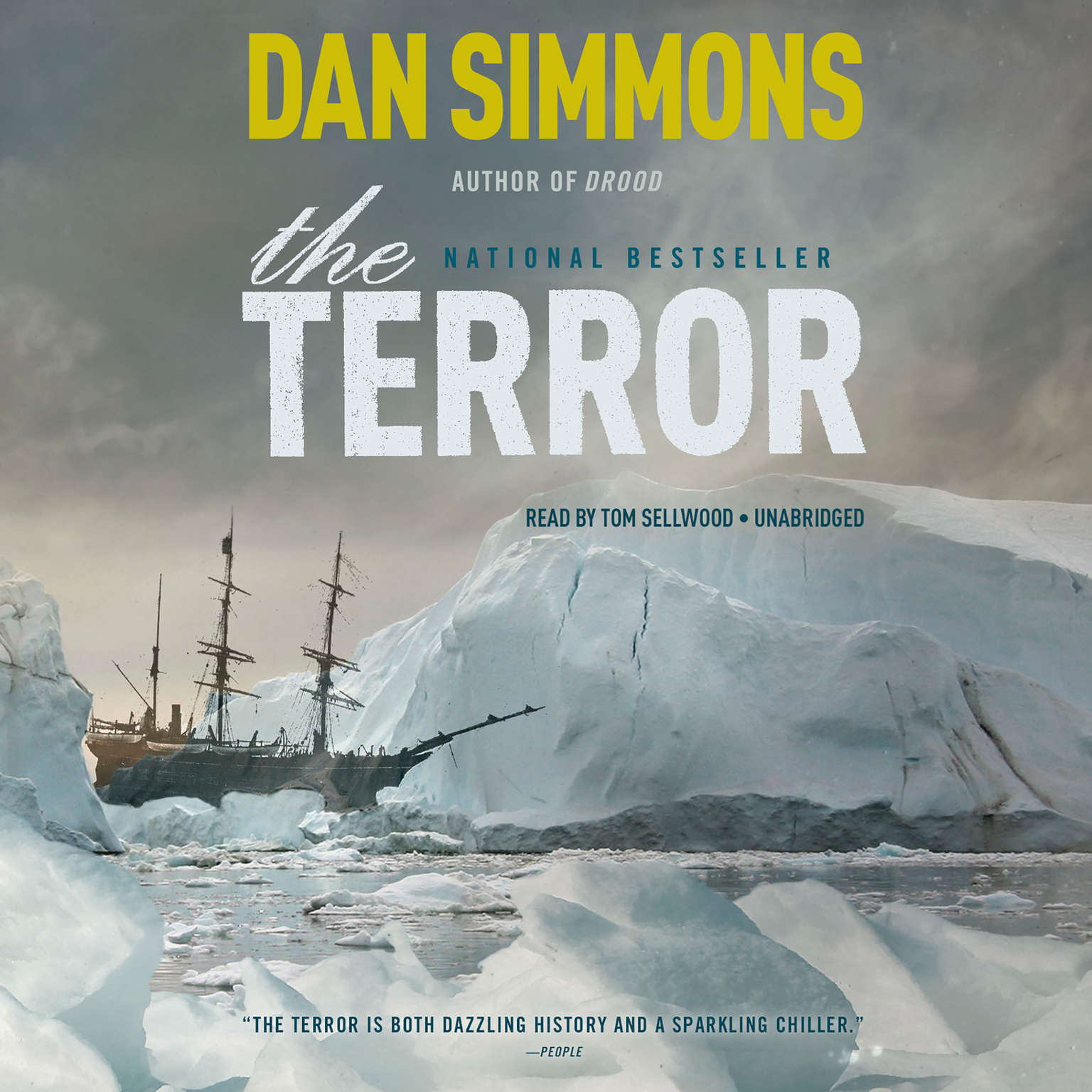Printable The Terror: A Novel Audiobook Cover Art