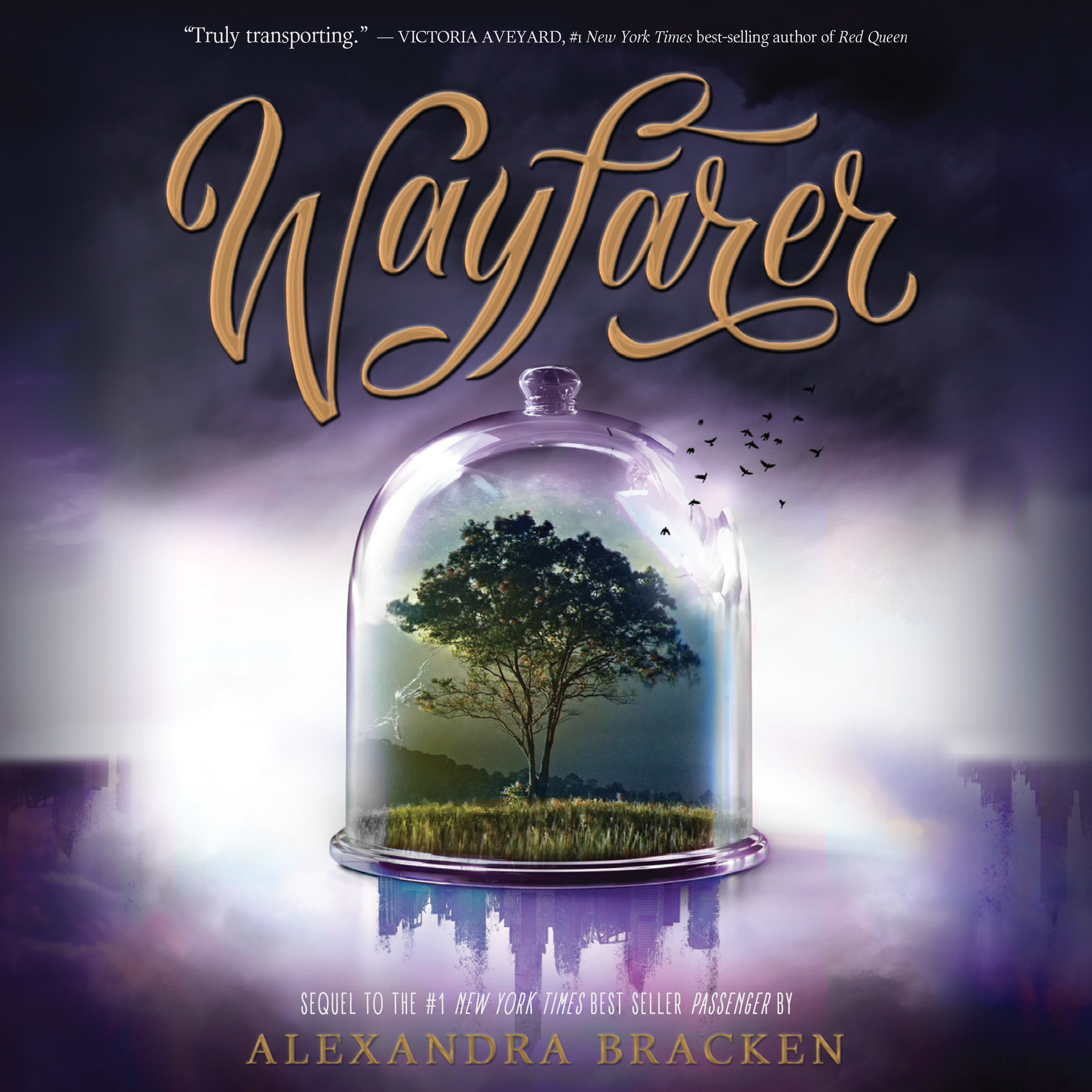 Printable Wayfarer Audiobook Cover Art