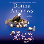 Die Like an Eagle Audiobook, by Donna Andrews