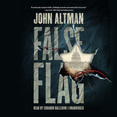 False Flag Audiobook, by John Altman