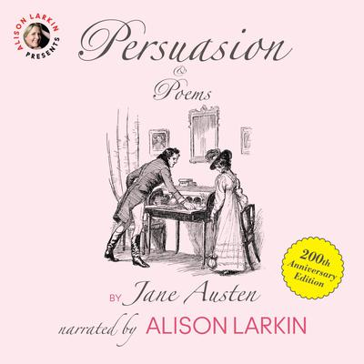 Persuasion and Poems Audiobook, by Jane Austen