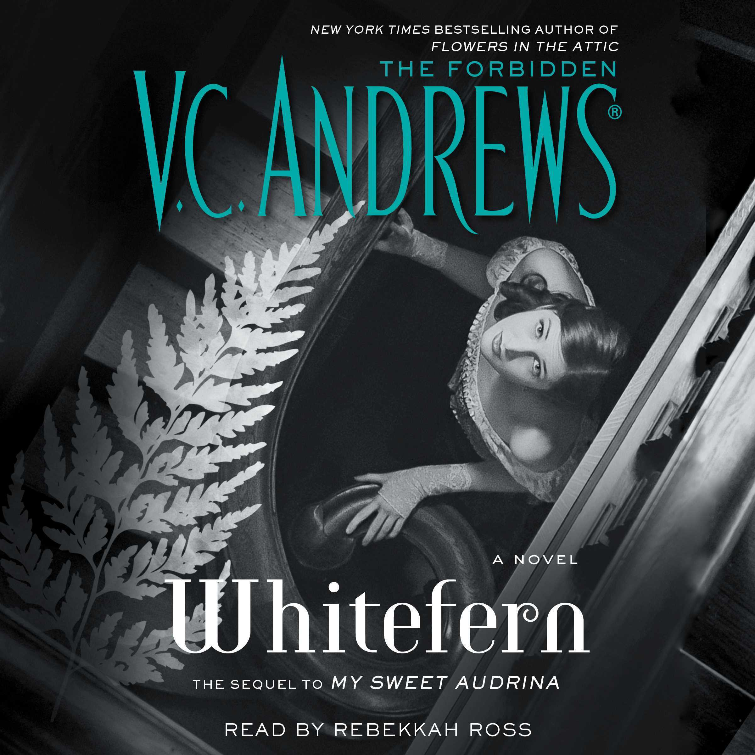 Printable Whitefern Audiobook Cover Art