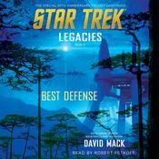 Legacies #2: Best Defense Audiobook, by David Mack