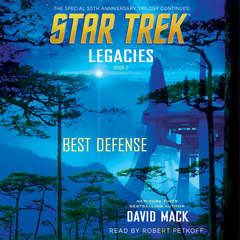 Legacies #2: Best Defense Audiobook, by David Mack