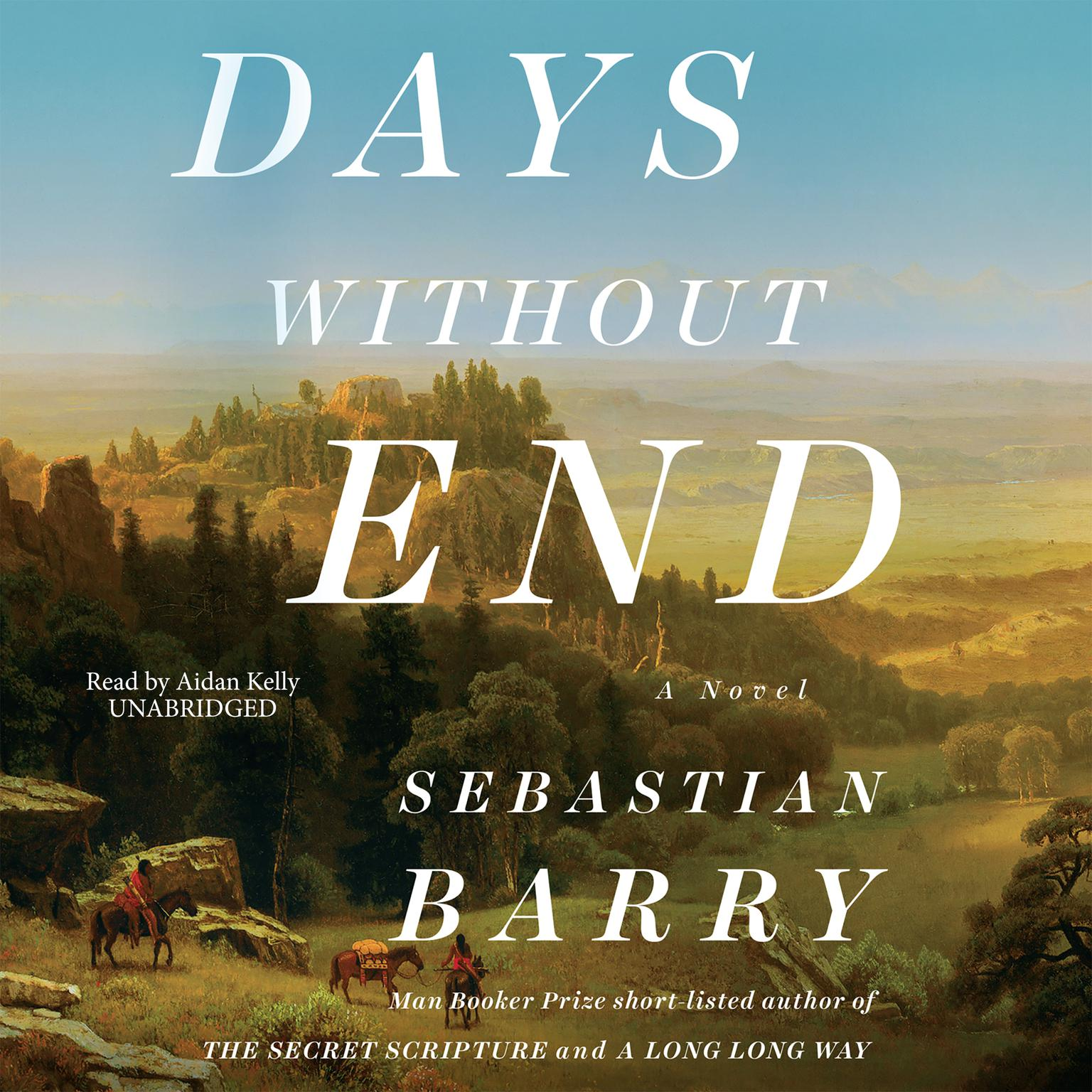 Printable Days without End Audiobook Cover Art