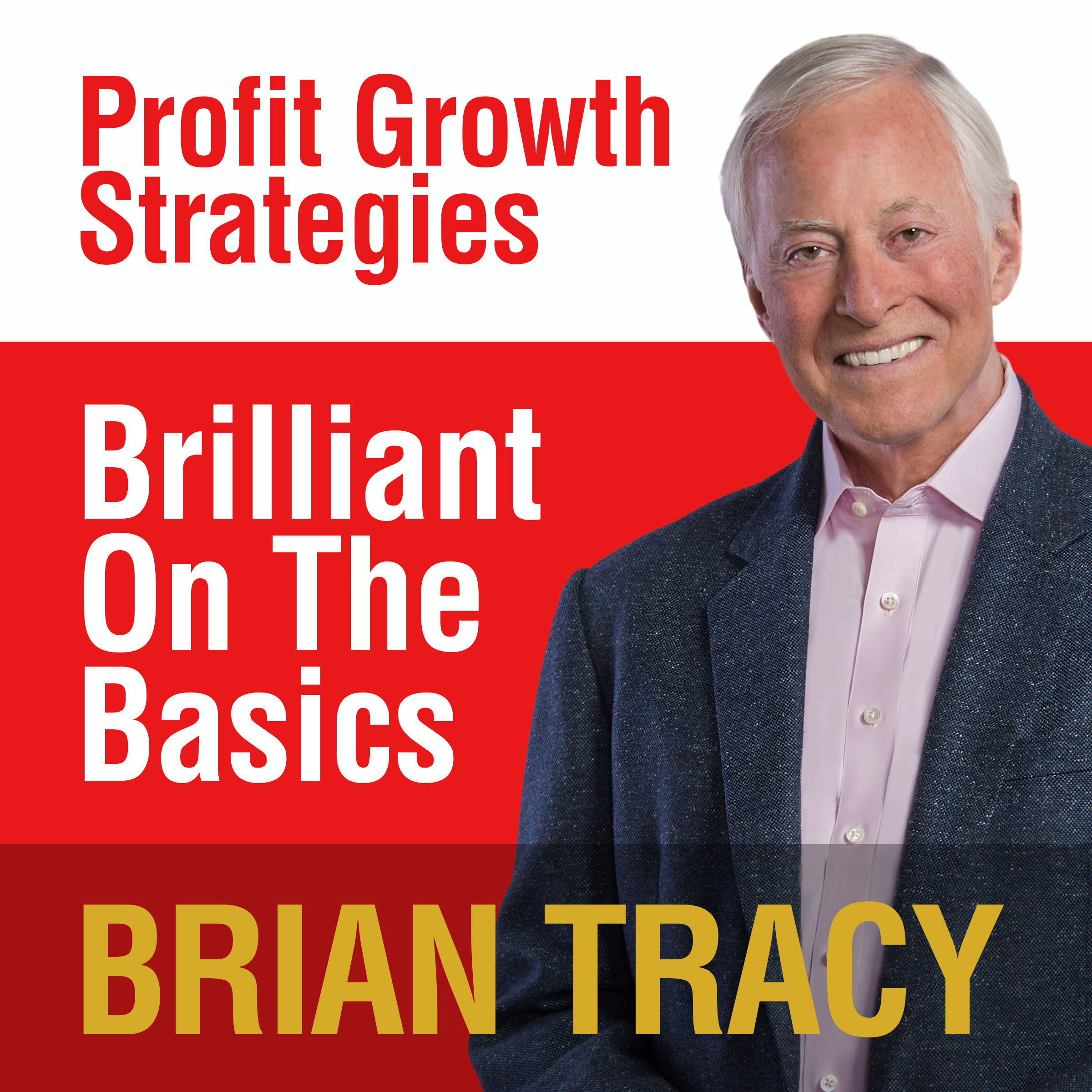 Printable Brilliant on the Basics: Profit Growth Strategies Audiobook Cover Art